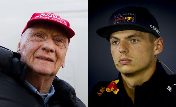 Niki Lauda kritisoi Max Verstappenia.