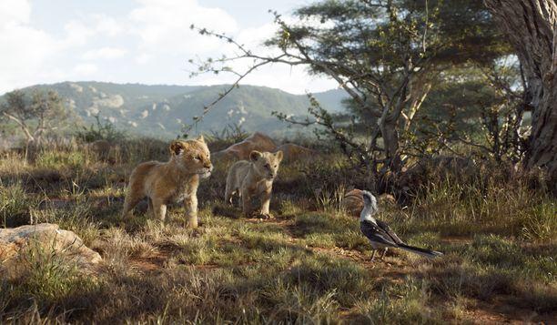Simba ja Nala tekevät paluun uutuuselokuvassa.