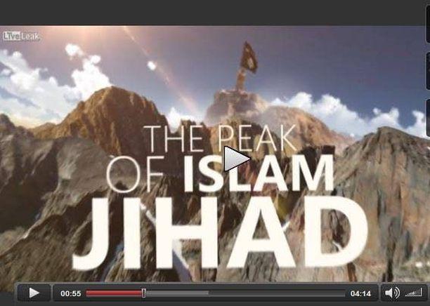 Isisin propagandavideot on suunnattu länsimaissa asuville muslimeille.