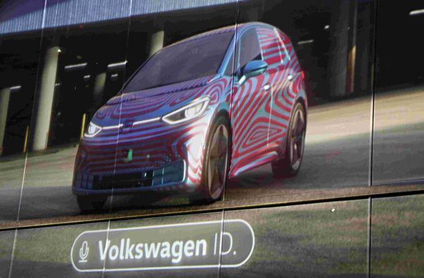 Volkswagen lanseraa ID-sähköautolaivueensa ensimmäisiä malleja markkinoille nykyisen VW Golf -kokoluokkaan.