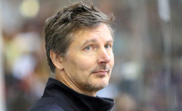 Tero Lehterän luotsaama SaiPa otti kolme pistettä Tapparalta.
