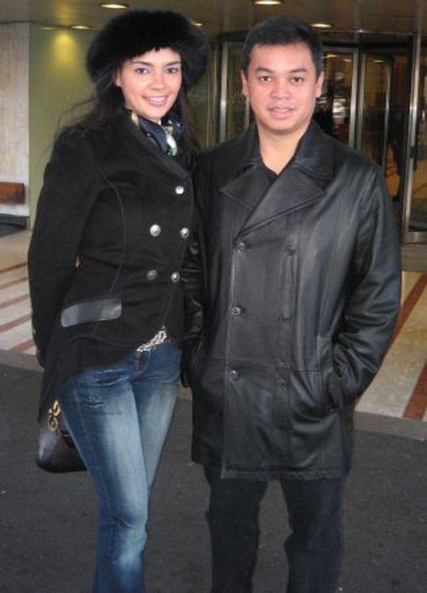 Missi Anna Pohtimo ja Malesian prinssi Syed Budriz Pudran ovat tavanneet useasti.