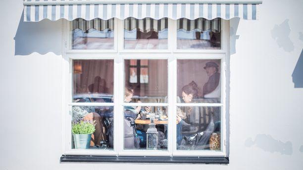 Café Pispala brunssi on äänestetty Tampereen parhaaksi.
