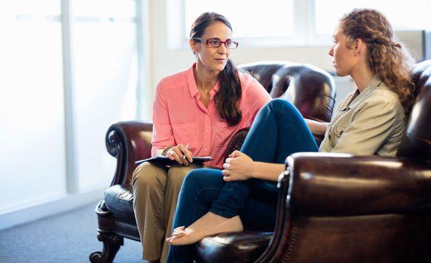 Henkilökemioilla on merkittävä rooli terapian onnistumisessa.