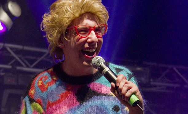 Aku Hirviniemen esittämä Marja Tyrni voitti ensimmäisellä kaudella.