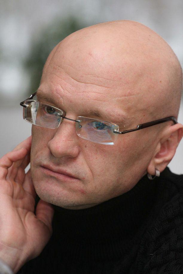 Aleksei Devotchenko kuoli epäselvissä oloissa Moskovassa eilen.