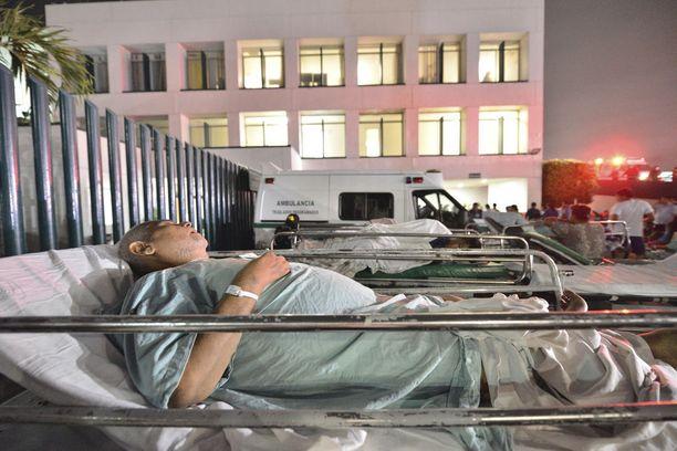 Jotkut haavoittuneista tarvitsivat pikaista hoitoa.