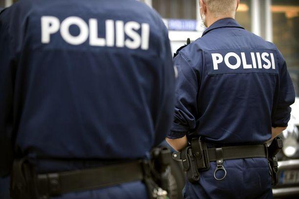 Poliisi on saanut rikoshyötyä haltuunsa aiempaa vähemmän valtakunnallisesti mitattuna. Kuvituskuva.