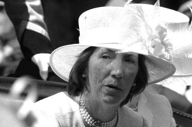 Lady Celia Vestey oli prinssi Harryn kummitäti.