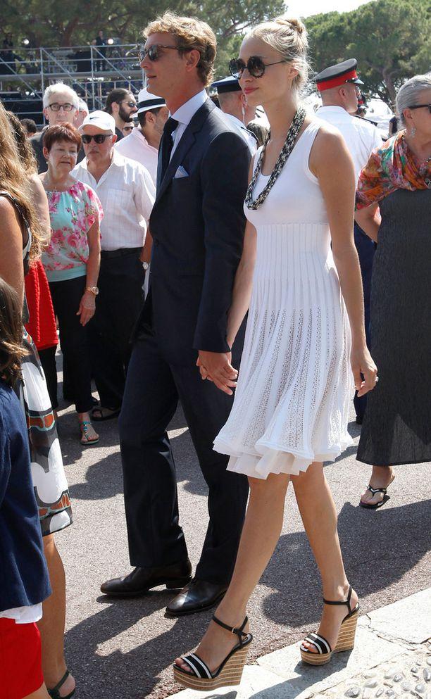 Pierre ja Beatrice ovat olleet yhdessä jo kahdeksan vuotta.