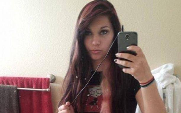 Brianna Longoria kerskui Facebookissa päässeensä uutisiin.