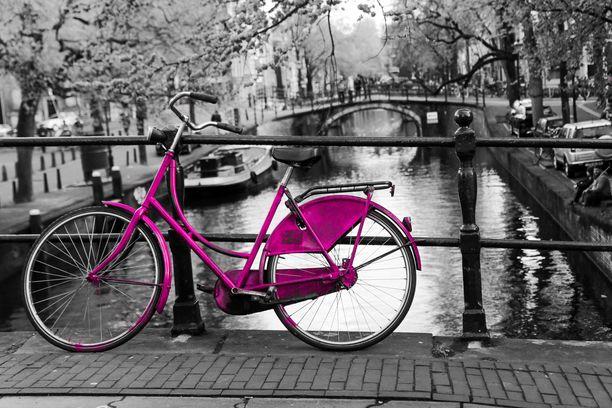Pyöräily voi saada jotkut näkemään punaista.