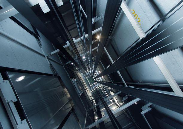 Viime viikon lakko teknologiateollisuuden alalla koski useita Kone Hissit Oy:n toimipisteitä.