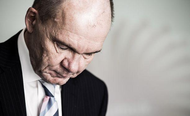 Jouko Karvinen on Finnairin hallituksen puheenjohtaja.
