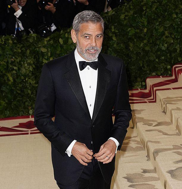 George Clooney on kiistänyt Vanessa Marquezin väitteet jyrkästi.