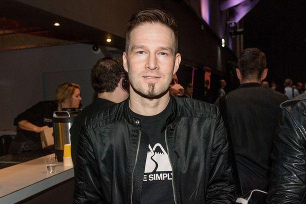 Darude edusti Suomea tämän vuoden Euroviisuissa.