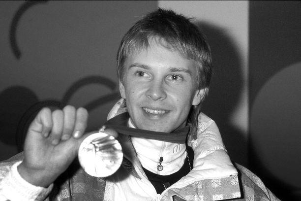 Matti Nykänen meni töihin Jyväskylän kaupungille Calgaryn kultasateen jälkeen.