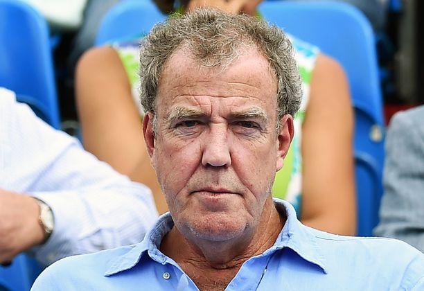 Juontaja Jeremy Clarkson otti potkut suositusta ohjelmasta raskaasti.