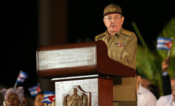 Raul Castro on edesmenneen Fidel Castron veli.