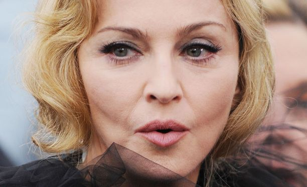 Madonna saapuu kesällä Suomeen.