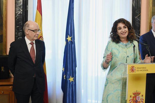 María Jesús Montero tunnetaan aikaansaavana ja määrätietoisena poliitikkona.