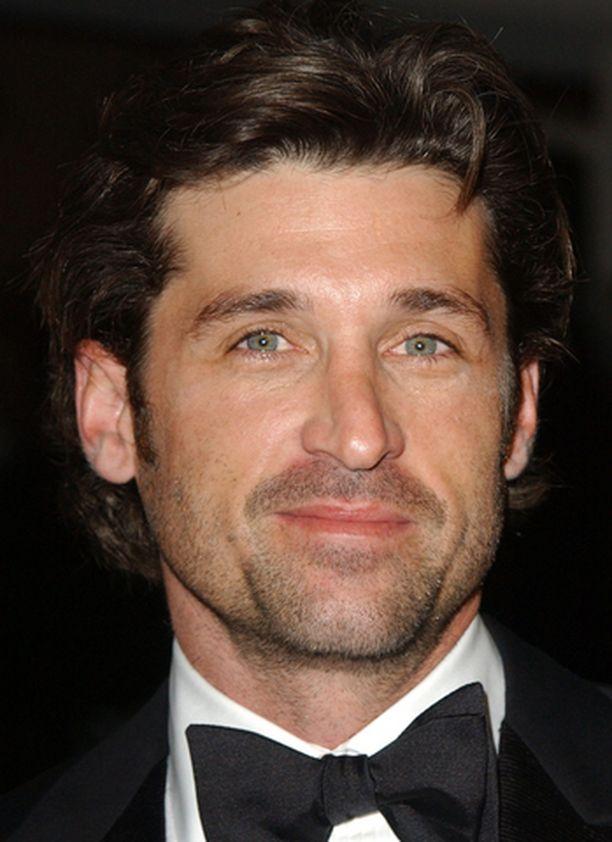 """Patrick """"McDreamy"""" Dempsey on Greyn anatomia -sarjan hurmurilääkäri."""