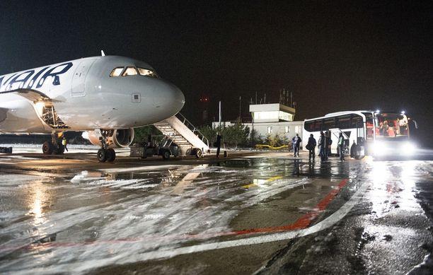 Finnair peruu lentoja Manner-Kiinaan 6.-29.2.2020 välisellä ajalla.