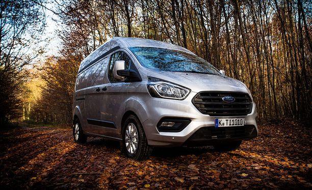 Fordin maahantuojan mukaan useat leasingyhtiöt ovat arvioineet Fordin hyötyajoneuvojen jälleenmyyntiarvon parhaaksi.
