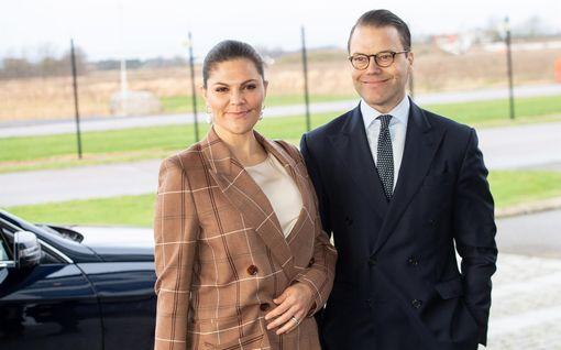 Victoria ja Daniel ovat parantuneet koronavirustartunnasta – palasivat jo etätöihin