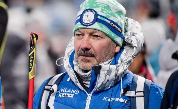 Antti Leppävuori jättää ampumahiihtomaajoukkueen.