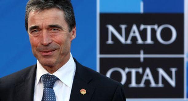 Tanskan pääministeri Anders Fogh Rasmussen on valittu sotilasliitto Naton uudeksi pääsihteeriksi.