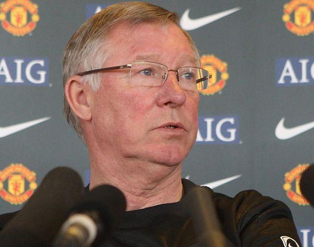 Alex Ferguson ei piittaa eläkkeelle jäämisestä.