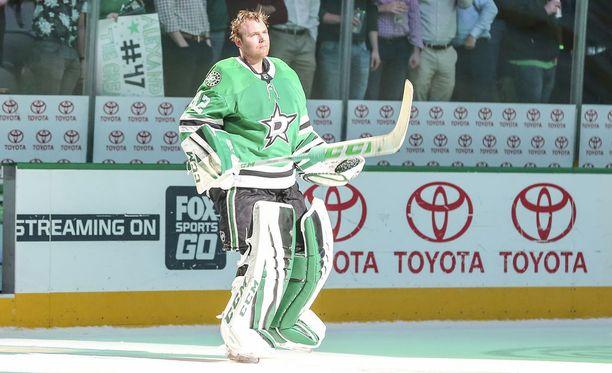 Kari Lehtonen on yksi NHL:n vapaiden agenttien listan mielenkiintoisimmista nimistä.