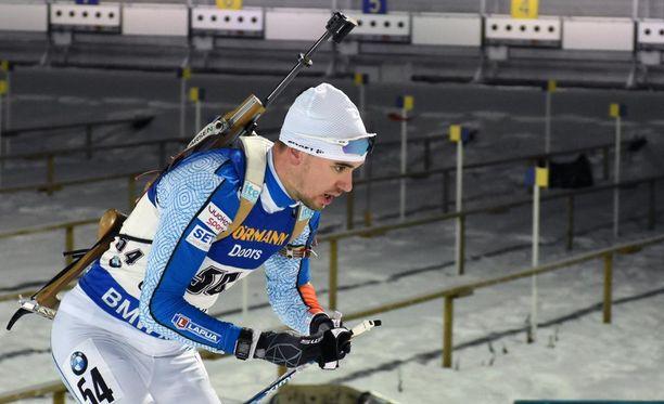 Olli Hiidensalo oli 20 kilometrin kilpailun 56:s.