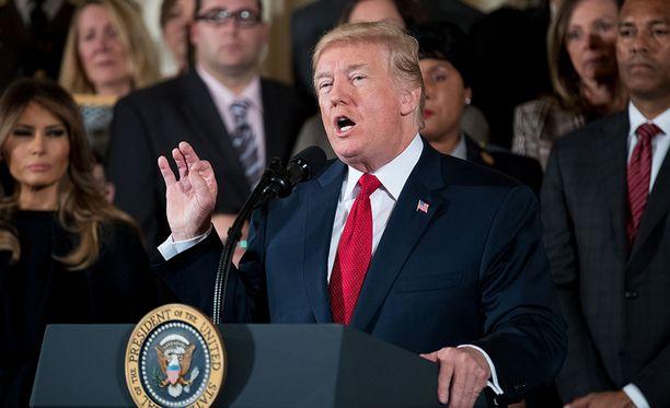 Erikoissyyttäjän johtama tutkinta on keskittynyt presidentti Trumpin vaalikampanjan mahdollisiin Venäjä-kytköksiin.