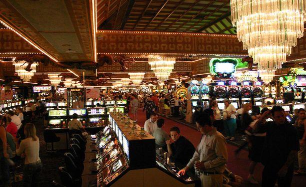 Pokeriturnaus pelattiin Las Vegasissa.