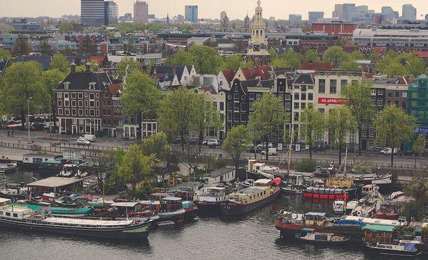 Vaikkapa Amsterdamiin pääsee nyt halvalla.