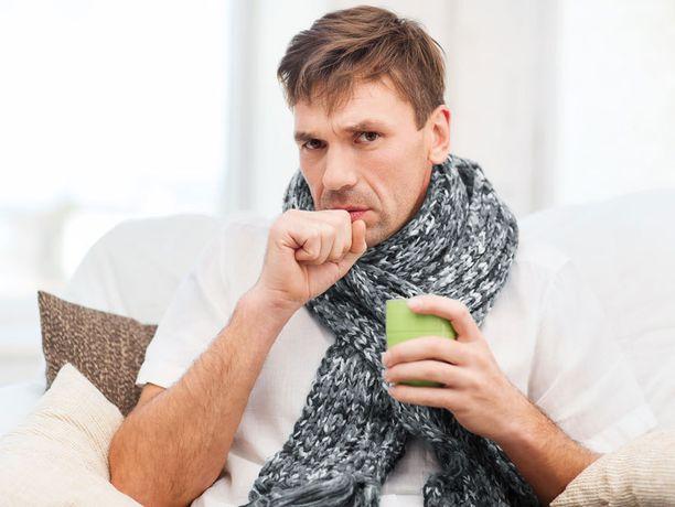 Influenssaan voidaan määrätä Tamiflu-lääkettä.