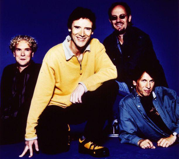 Paul Oxley's Unit vuonna 1996.