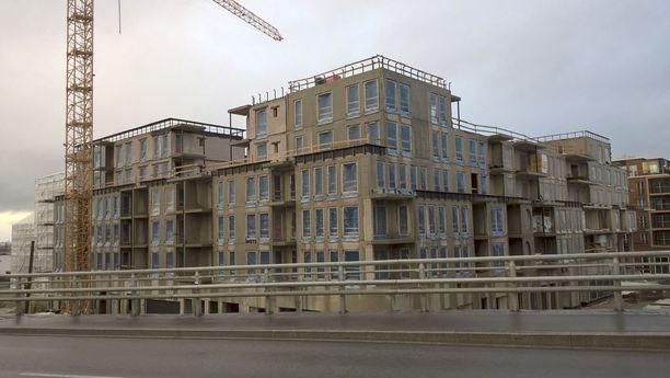 Viron asuntomarkkina on ylikuumentunut ja ylihintaa saattaa olla kaikissa myytävissä asunnoissa.