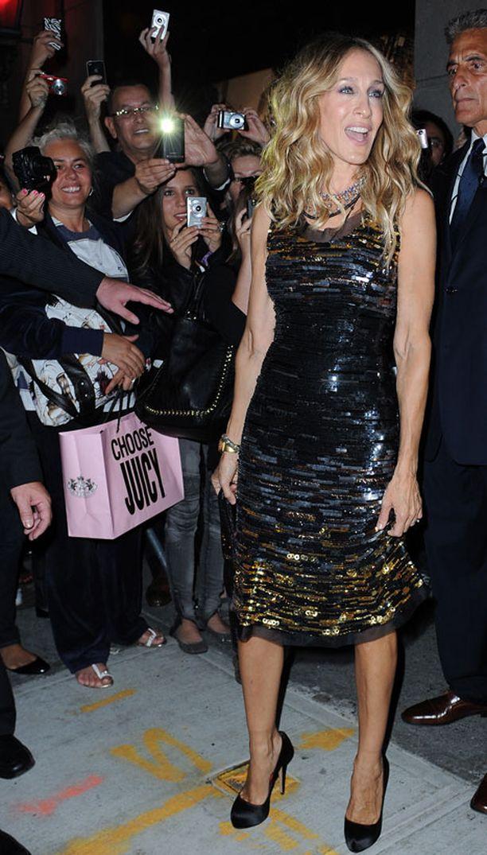 Sarah Jessica Parker tunnetaan muoti-ikonina.