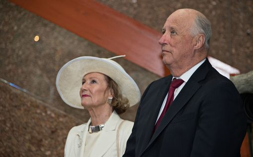 Norjan kuningas Harald, 83, sairaalaan