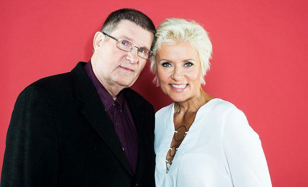 Fredi Siitosella ja tytär Hanna-Riikalla oli erityisen lämmin suhde.