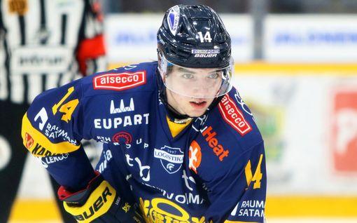 """Paluu NHL:stä Liigaan oli Ville Heinolalle kinkkinen – """"Tapausta oli vaikea käsitellä"""""""