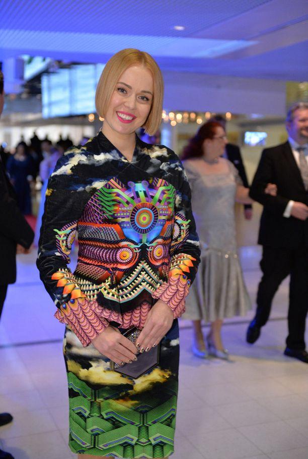 Manish Aroran suunnittelemia pukuja on nähty myös muun muassa Lady Gagan päällä.
