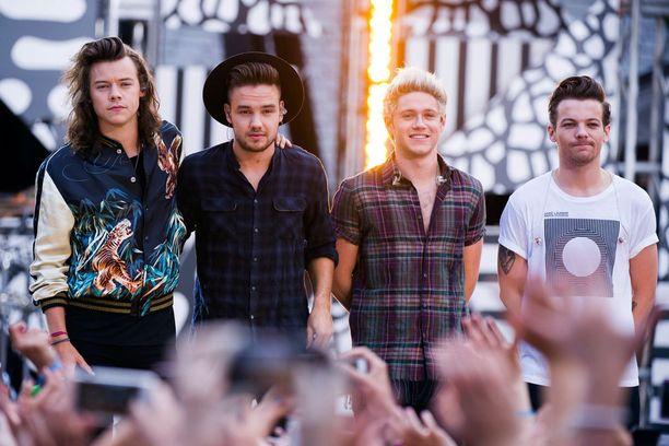 One Directionilta julkaistaan vielä uusi levy ennen tauolle jäämistä.