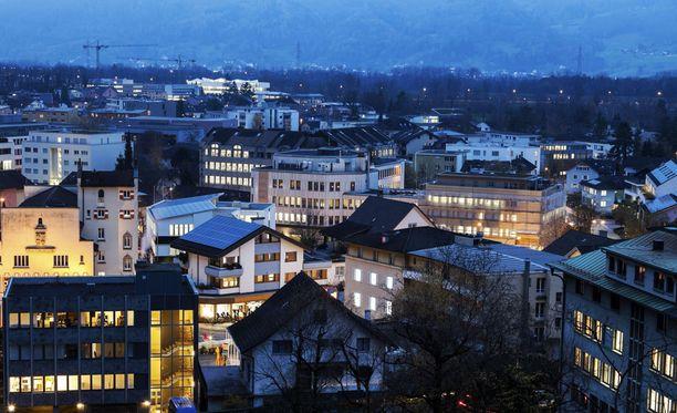 Vaduzin kaupungissa kannattaa vierailla.