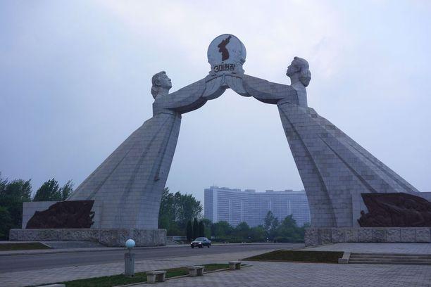 Pohjois-Koreaan matkustamista rajoitetaan tarkoin.