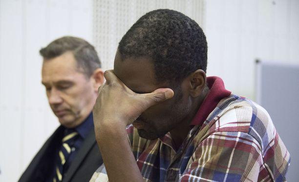 Miestä syytetään murhasta kesäkuun alun käräjillä.