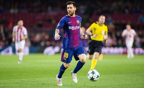 Lionel Messi ei ole lähdössä Barcelonasta mihinkään.